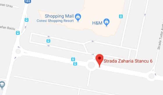 Harta Braşov